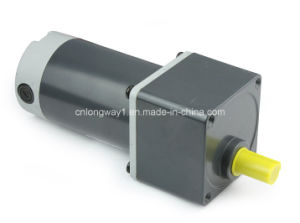 60mm 6W DC Spur Gear Motor pictures & photos