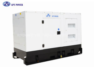 Compact Low Fuel Consumption Low Noise 30kw Diesel Generator