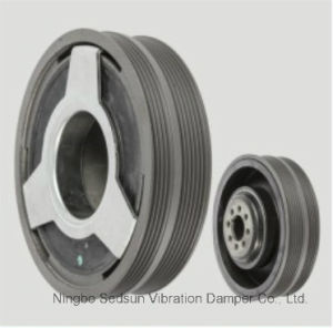 Crankshaft Pulley / Torsional Vibration Damper for Vw 059105251AC pictures & photos
