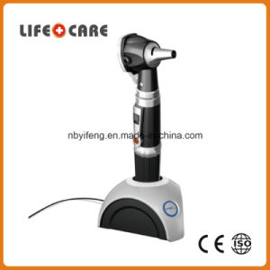 Ce FDA Approved Rechargeable Fiber Otoscope pictures & photos