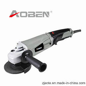 115/125mm 1010W Electric Angle Grinder Power Tool (AT3113-2) pictures & photos