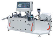 High Speed PVC Pet Shrink Sleeve Rewinding Machine pictures & photos