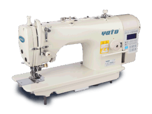 Computerized Direct-Drive Lockstitch Sewing Machine with Side Cutter Series (YT-7902D)