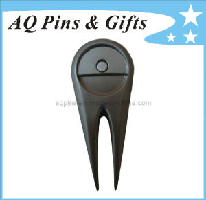 High Quality Golf Divot Tool in Pearl Plating (Golf-11) pictures & photos