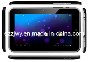 Android 4.0 7 Inch LED Tablet PC with Multi-Touch Capacitive Screen, WiFi, Webcamera