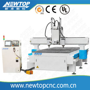 Woodworking Machinecnc Machinery1325-3h pictures & photos