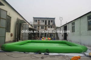 10X8m Water Pool for Playing Water Ball and Water Boat