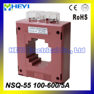 AC Current Sense Transformer Current Transformer 150/5A (NSQ-55) pictures & photos