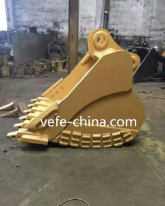 Excavator Rock Bucket Caterpillar Spare Parts (CAT320)