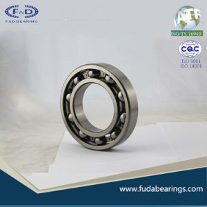 F&D high speed V groove ball bearings 6217 pictures & photos