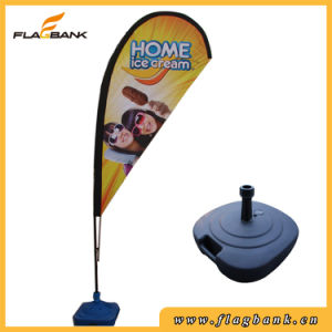 Promotion Beach Flag Digital Printing Flag Pole Banner pictures & photos