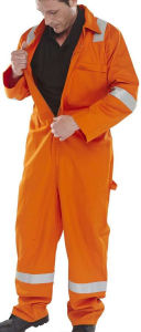 with OEM Price Safety Workwear Flame Retardant Coverall pictures & photos