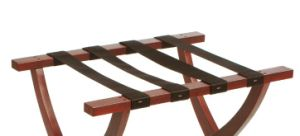 Foldable Strong Wooden Luggage Rack (AHWLR180) pictures & photos