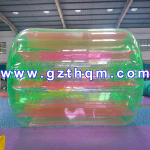 Summer Water Games Inflatable Water Rolling Ball/Inflatable River Water Ball for Amusement Park pictures & photos