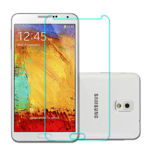 Camera LCD Liquid Tempered Glass Screen Protector for Samsung Note 3