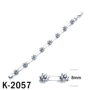 New Arrival Fashion Jewelry Bracelet Silver 925 Factory Hotsale pictures & photos