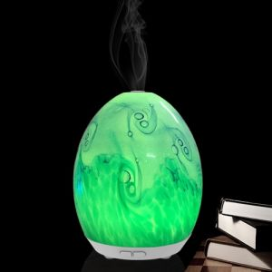 Aroma Diffuser with 7 Colors Changing Lights for Office Home (GL-1013-A-014) pictures & photos