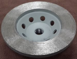 Diamond Cup Wheel for Polishing Stone pictures & photos