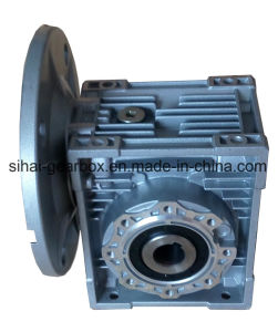 Die-Cast Aluminum Alloy Worm Gear Box