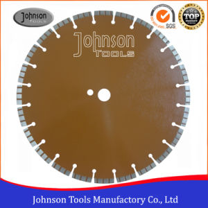 350mm Concrete Cutter: Laser Diamond Turbo Saw Blade for Concrete pictures & photos