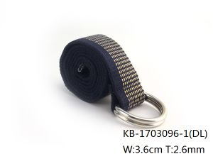New Fashion Men Woven Belt (KB-1703096-1)