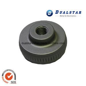 Aluminum Alloy Casting Knob for Food Machinery