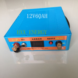 Security System High Capacity Lithium Battery 12V 60ah Rechargeable More Cycle Times Battery pictures & photos