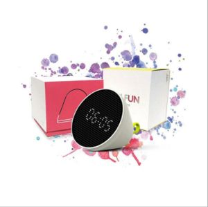 Fun Fun Jelly Gravity Control Multifuntional Table Alarm Clock for Promition Gift pictures & photos