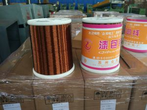 UL Certified 220c Enameled Aliuminum Winding Wire pictures & photos
