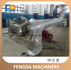 High Efficiency Vertical Screw Conveyor for Feed Machine