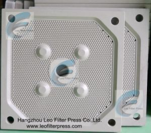 Leo Filter Press High Pressure Squeezing Membrane Filter Plate pictures & photos