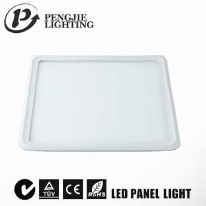 LED Ultra Slim Ceiling Panel Light 30W Square Shape with Ce RoHS pictures & photos