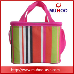 Promotion Food Bottle Insulated Cooler Bags for Outdoor pictures & photos