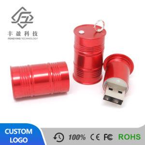 Oil Drum Shaped USB Flash Drive