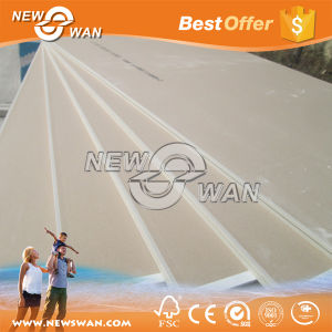 Gypsum Board Thickness / Plaster Drywall Board Wall Partition pictures & photos