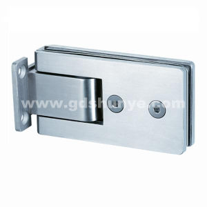 Ss Shower Door Hinge Glass Clamp Door Accessories (SH-0110) pictures & photos