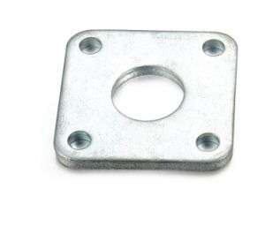 Flange Stamping Part with Stainless Steel (Factory)