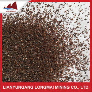 High Quality Rock Garnet Sand
