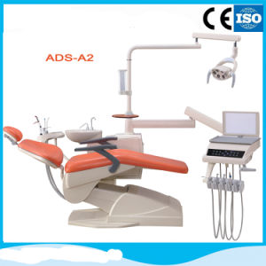 Hot Selling Dental Unit with Moved Handpiece Holder