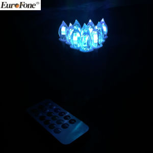 Wholesale Christmas Remote Control LED Light Candle pictures & photos