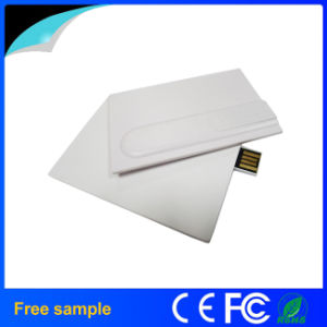 China Factory Custom Business Card USB Flash Drive Free Sample