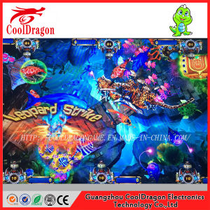 Tiger Strike Skilled Fish Hunting Games USA Video Arcade Shooting Game Machine pictures & photos