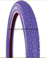 Colorful Bicycle Outer Tire for Adult Bicycle pictures & photos