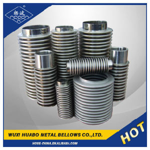 Caron/Stainless Steel Damping Metal Bellows Pipe Fittings pictures & photos