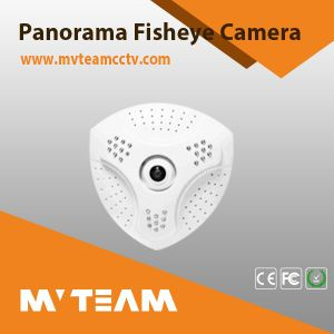 Ahd / IP Fisheye Cameras with 27PCS IR LEDs Night Vision