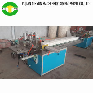 Face Tissue Packing Machine Semi Automatic Facial Paper Packaging Equipment pictures & photos