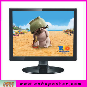 19 Inch LCD Monitor/LCD TV with RoHS/19 TFT LCD Computer TV Monitor pictures & photos