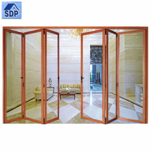 Sliding Folding Doors With Invisible Mosquito Net