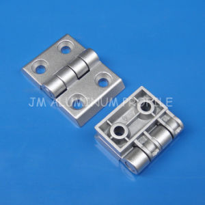 Steel Hinges for 4040 Series Aluminum Profile pictures & photos