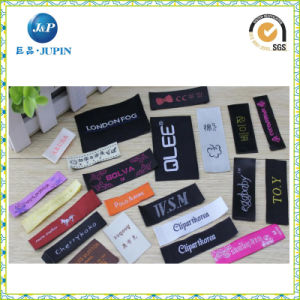 Factory Customized Clothing Brand Mark Garment Label, Woven Label (JP-CL105) pictures & photos